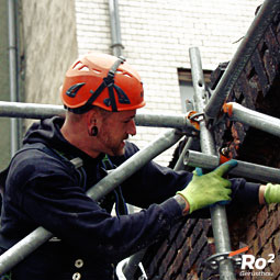 Ro2 Gerüstbau Berlin IFA