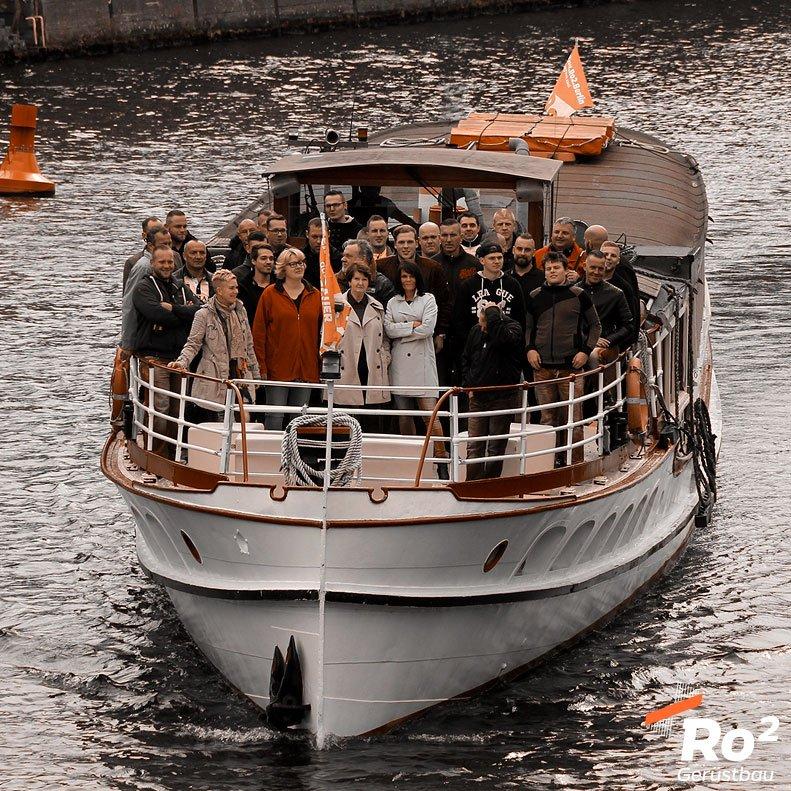 Dampferfahrt 2017
