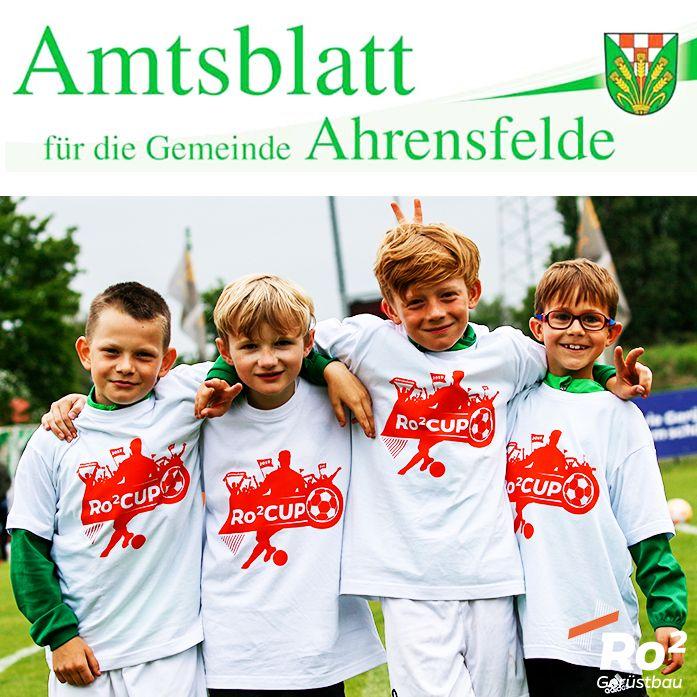 <p>Amtsblatt Ahrensfelde</p>