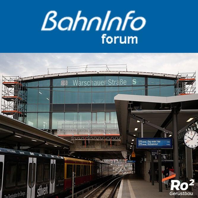 <p>BahnInfo Forum</p>